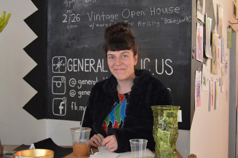 Erin Drew of GPC