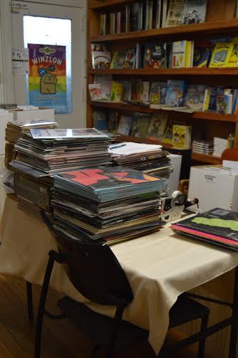 Irvington Vinyl prepares for RSD