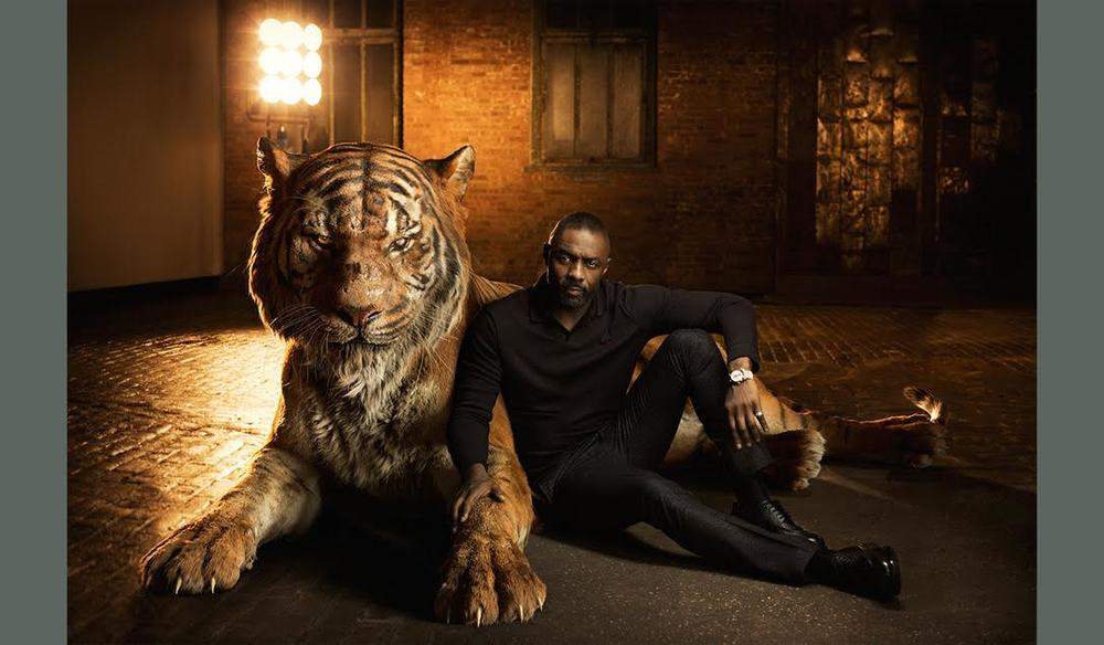 Photo courtesy of Disney.com: Idris Elba with his character
