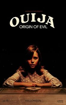 """Promotional poster for """"Ouija."""" (Photo courtesy of IMDB)"""