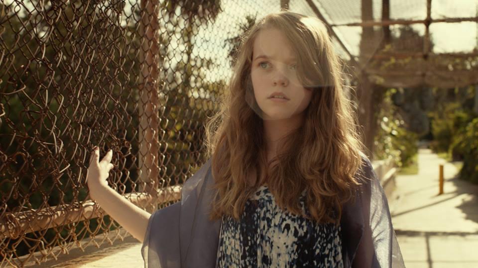 "Jade Pettyjohn stars as Bird in ""Girl Flu."" (Photo courtesy of ""Girl Flu"" Facebook page.)"