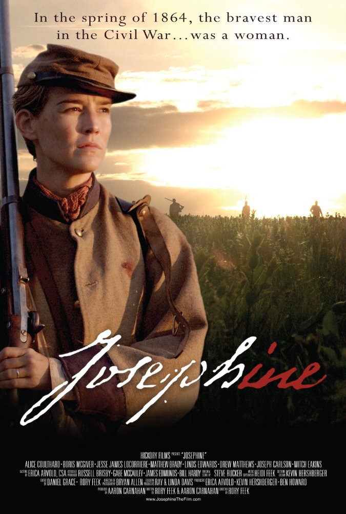 """Promotional poster for """"Josephine."""" (Photo from """"Josephine"""" Facebook page.)"""