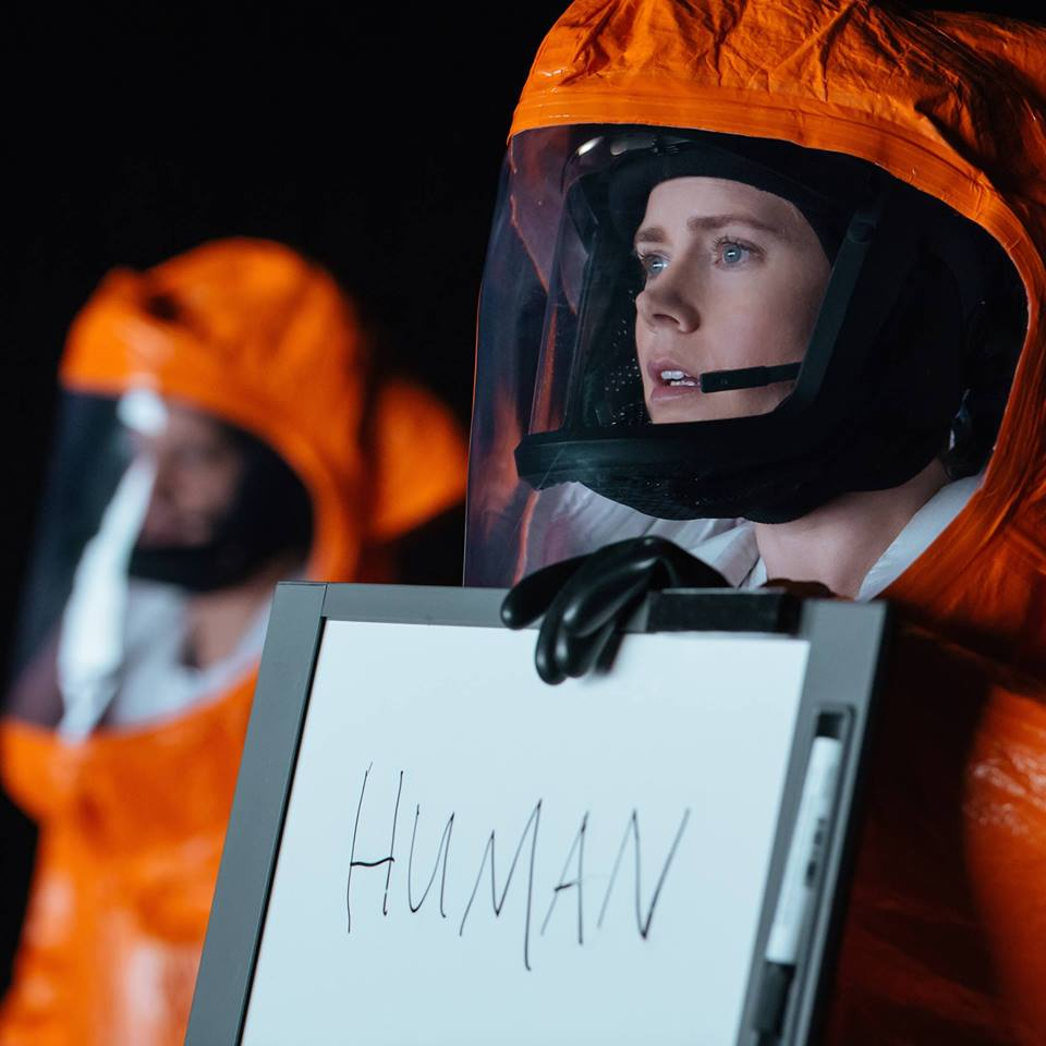 """From """"Arrival"""" Facebook page."""