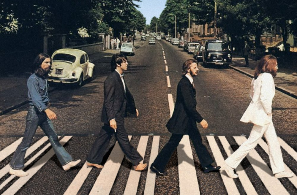 Cover for Abbey Road