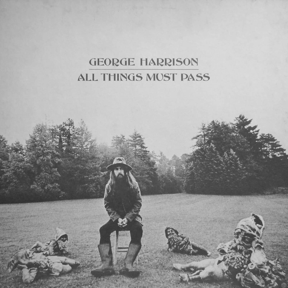 Cover of the 1970 album All Things Must Pass