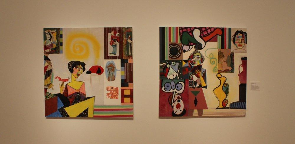 2 Picassos