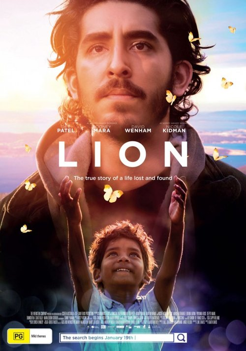 "Film Review: ""Lion"""