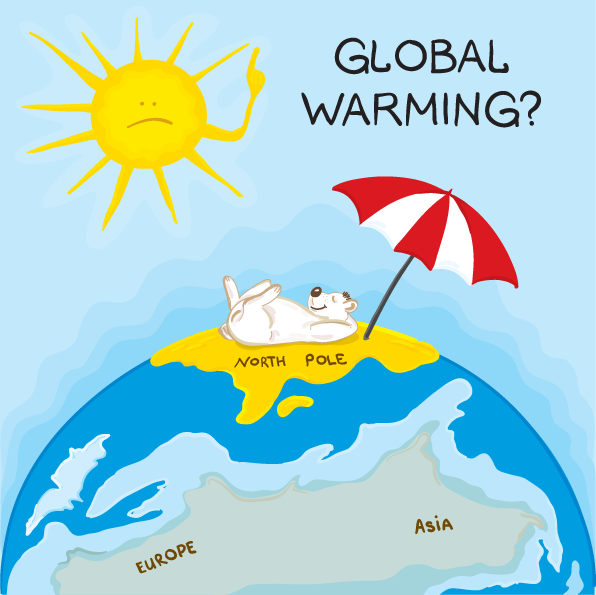 Global Warming For Kids Climate Change For Children Kids ...
