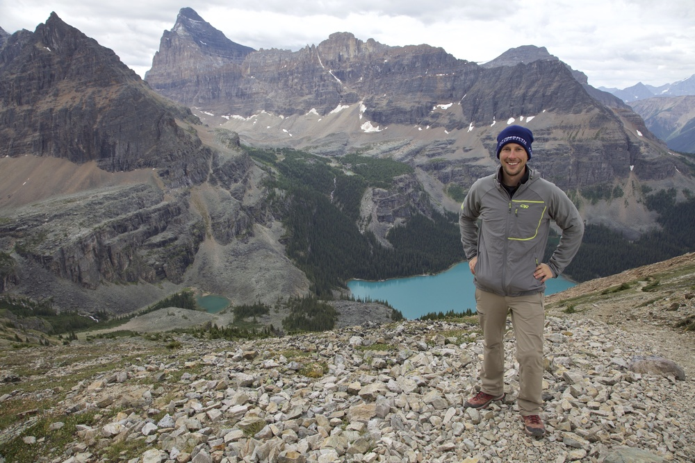 Hiking the Alpine Circuit of Lake O'Hara in Yoho National Park