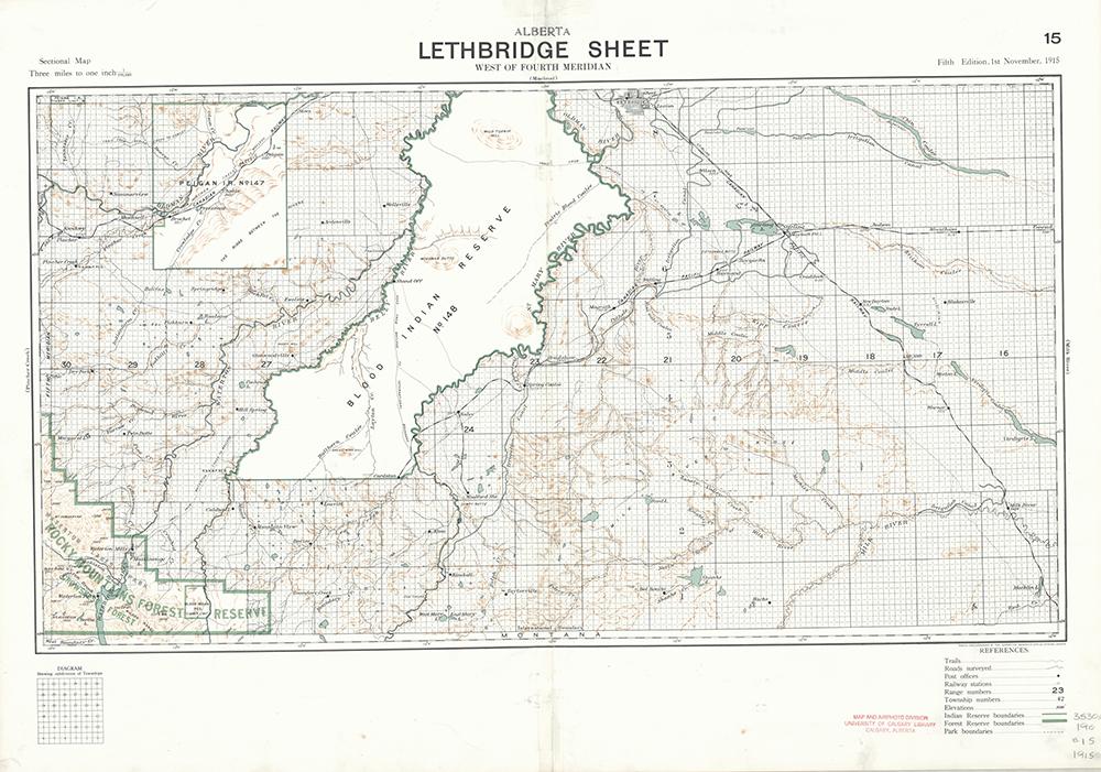 Lethbridge (1915)
