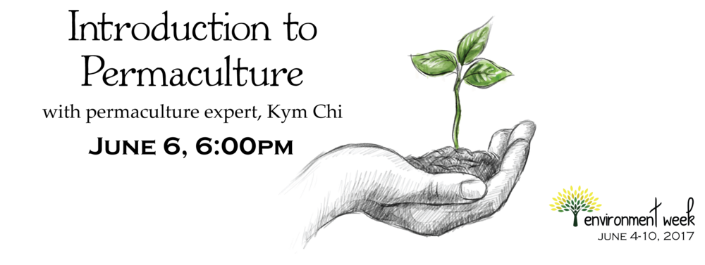 Take your first step towards growing some of your own food by taking in this presentation tomorrow!