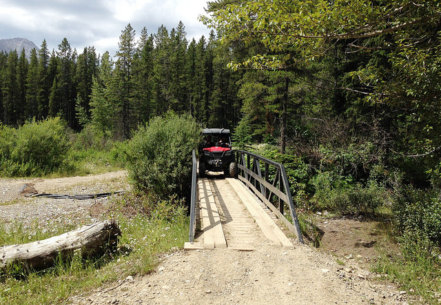 Motorized Recreation on Public Lands - Alberta Environment and Parks