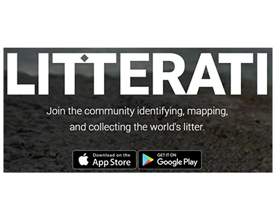 Litterati - Join the community identifying, mapping, and collecting the world's litter.