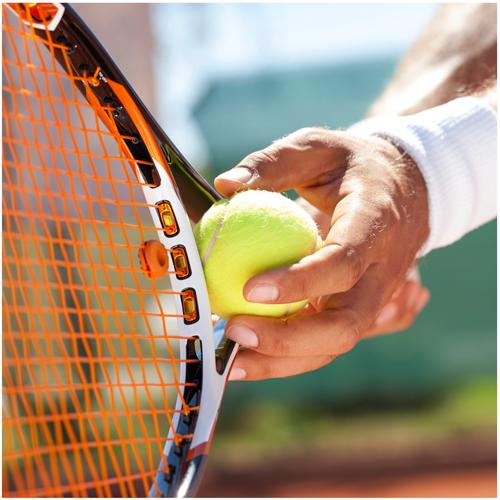 Indoor and Outdoor Tennis Package