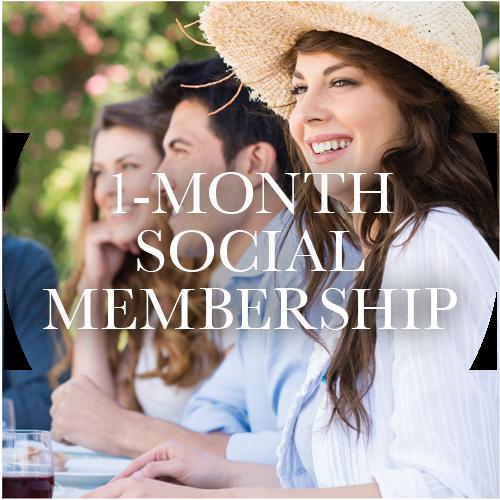 1-Month Social Membership