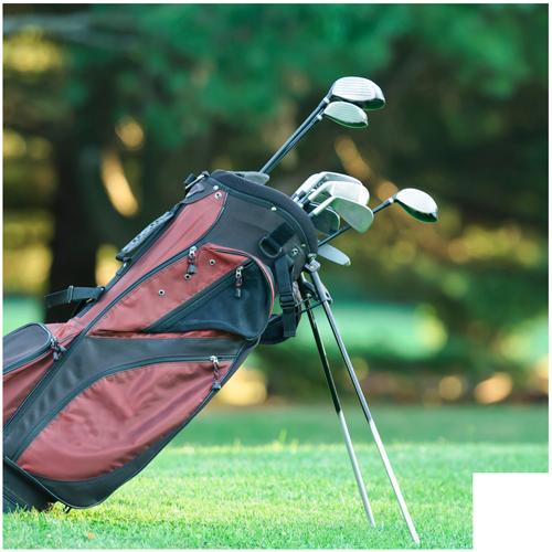Golf Bag from Hidden Trails ProShop