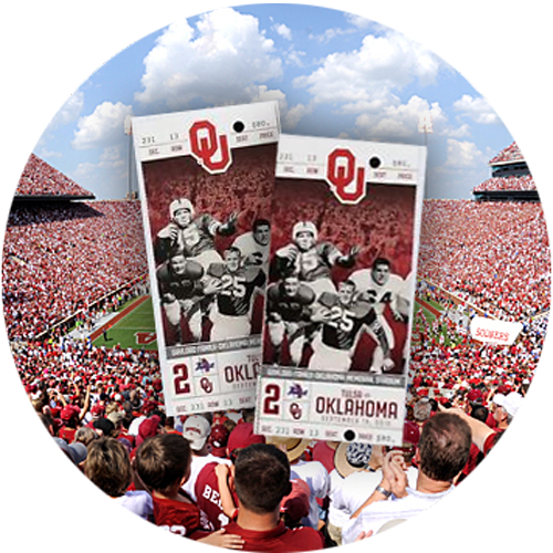 Sooner Game Day Tickets