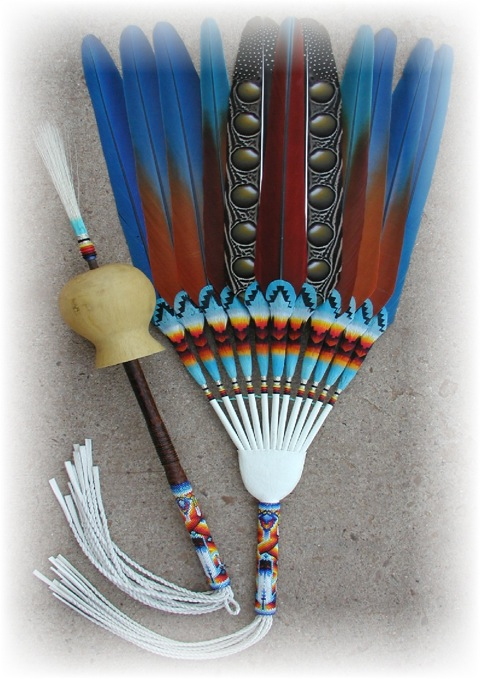 CHANGING WIND SET - FAN AND GOURD SET