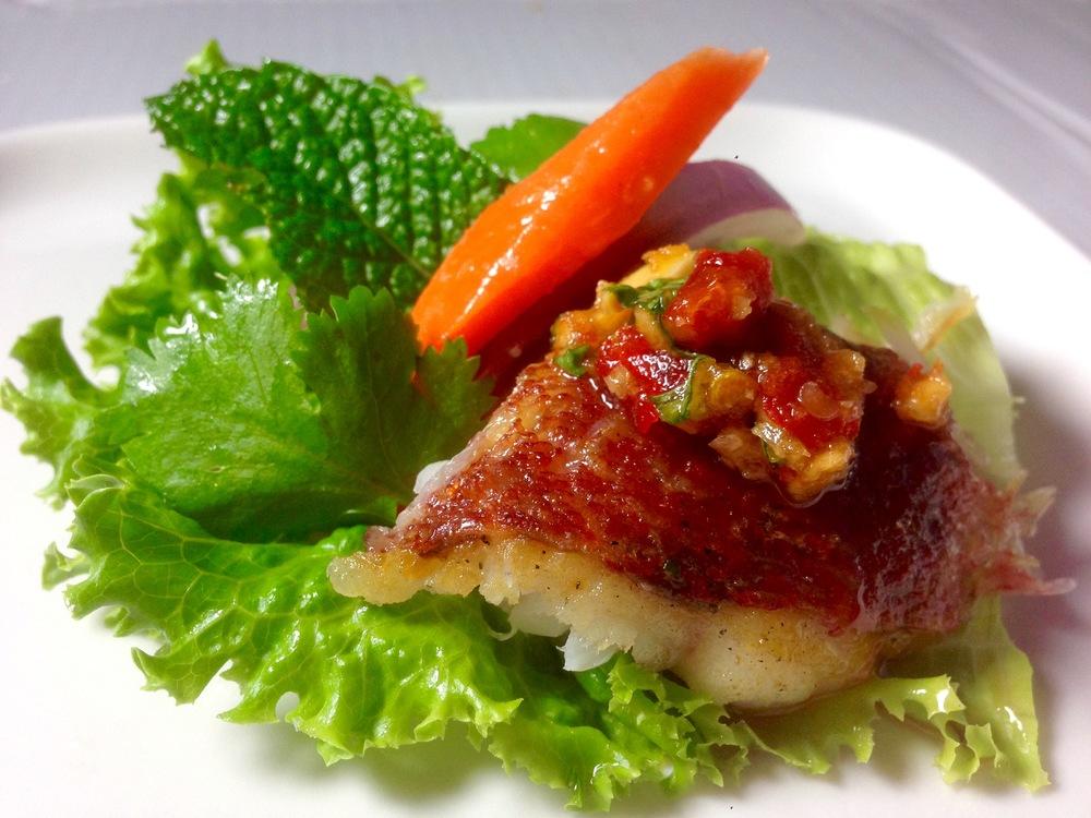 Miang Pla.....so yummy!