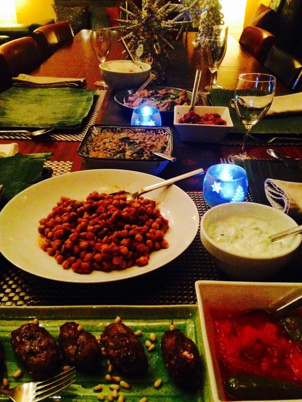Som Kesa Indian Food Feast