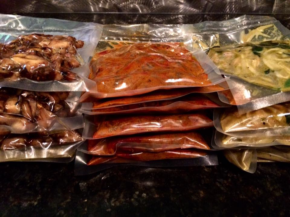Authentic Thai Curry Packets by Foodie Empire Honoree Som Kesa