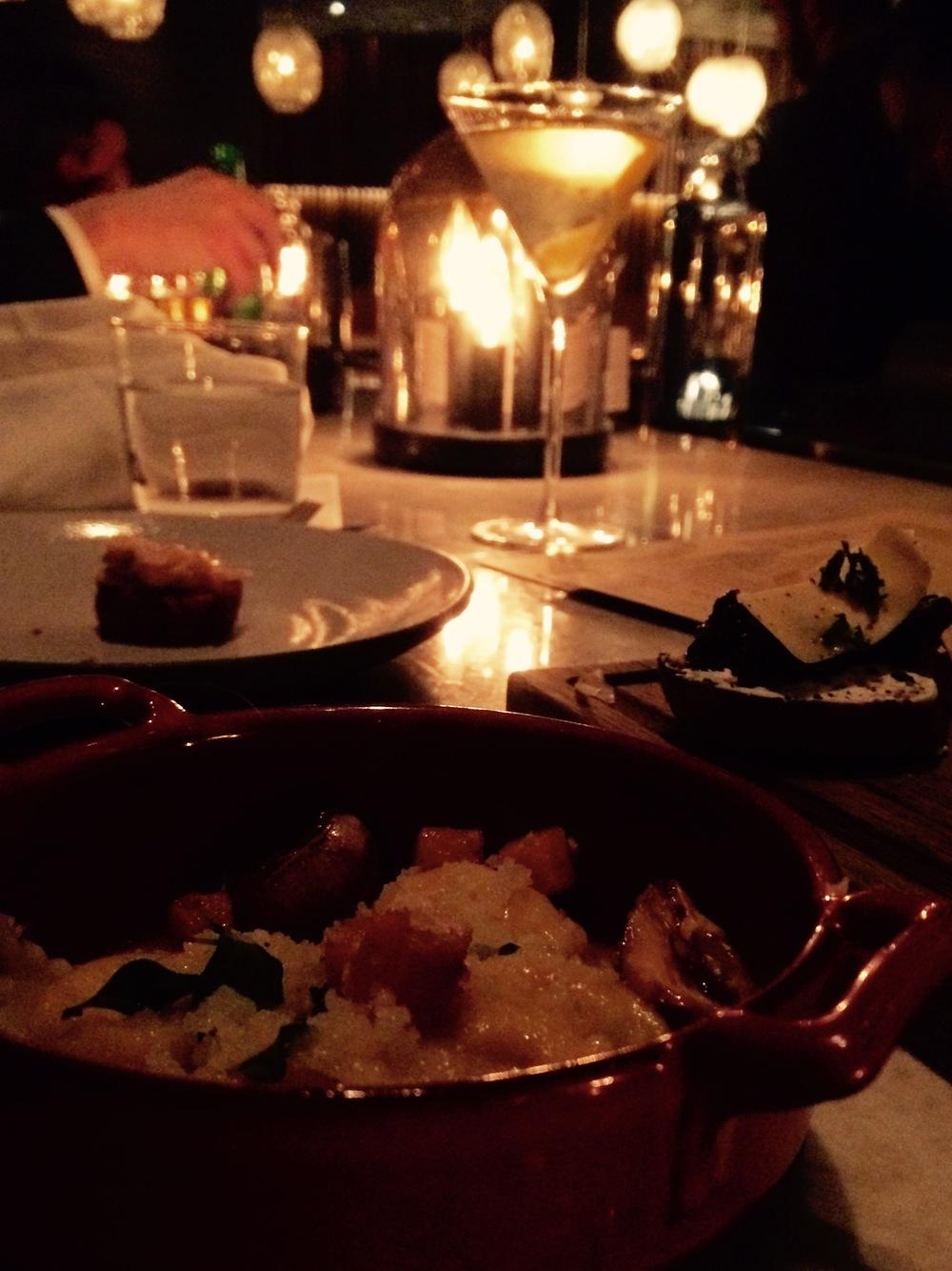 Happy Hour Ravioli: Goldfinch Tavern