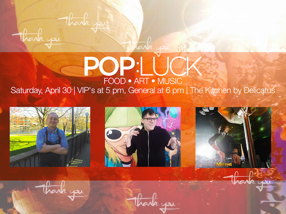 Foodie Empire Pop:Luck (FOOD ART MUSIC)