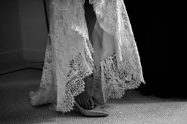 Do you remember being a little girl and dreaming of your wedding day? The lace, the shoes, the details that would be so uniquely you?