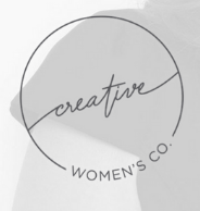Creative Women's Co. B&W logo.png