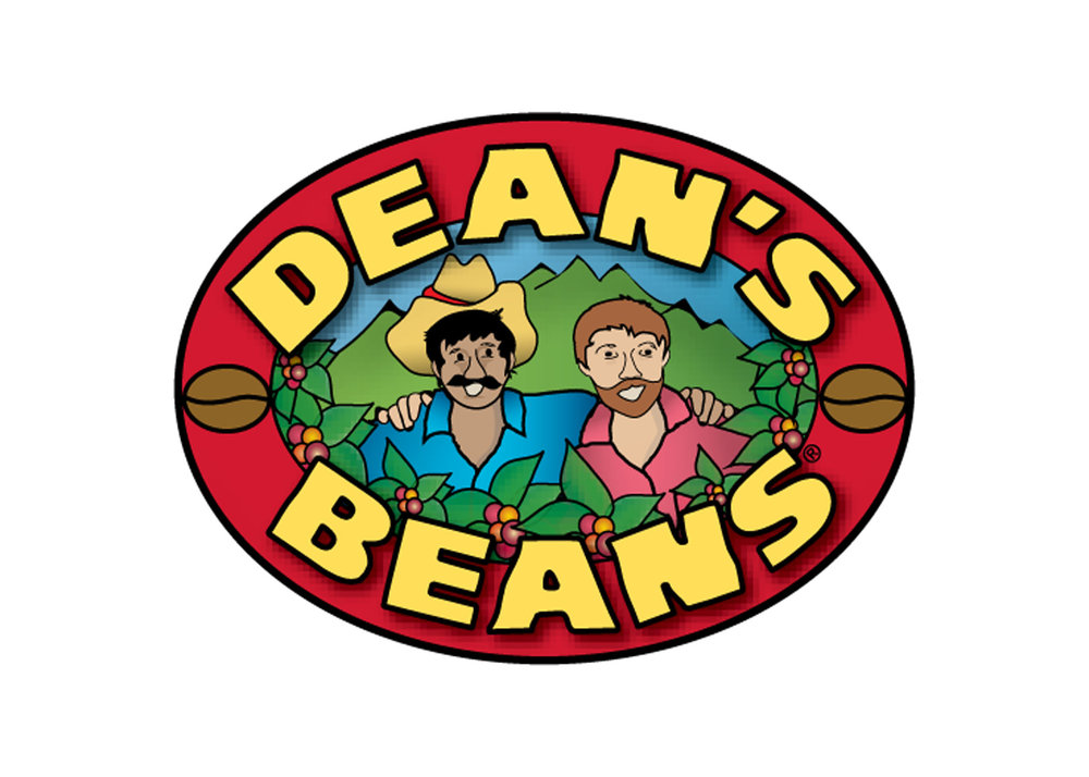 A blend of medium and dark roast coffee, Dean's Beans is smooth and sweet with low acidity, robust body, and notes of chocolate. A combination of Colombian, Nicaraguan, Honduran, and Sumatran coffees, the blend is organic, fair trade certified, and roasted in Orange, Massachusetts.