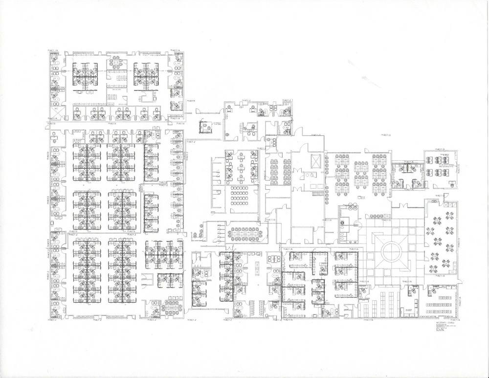 Commercial Floorplan