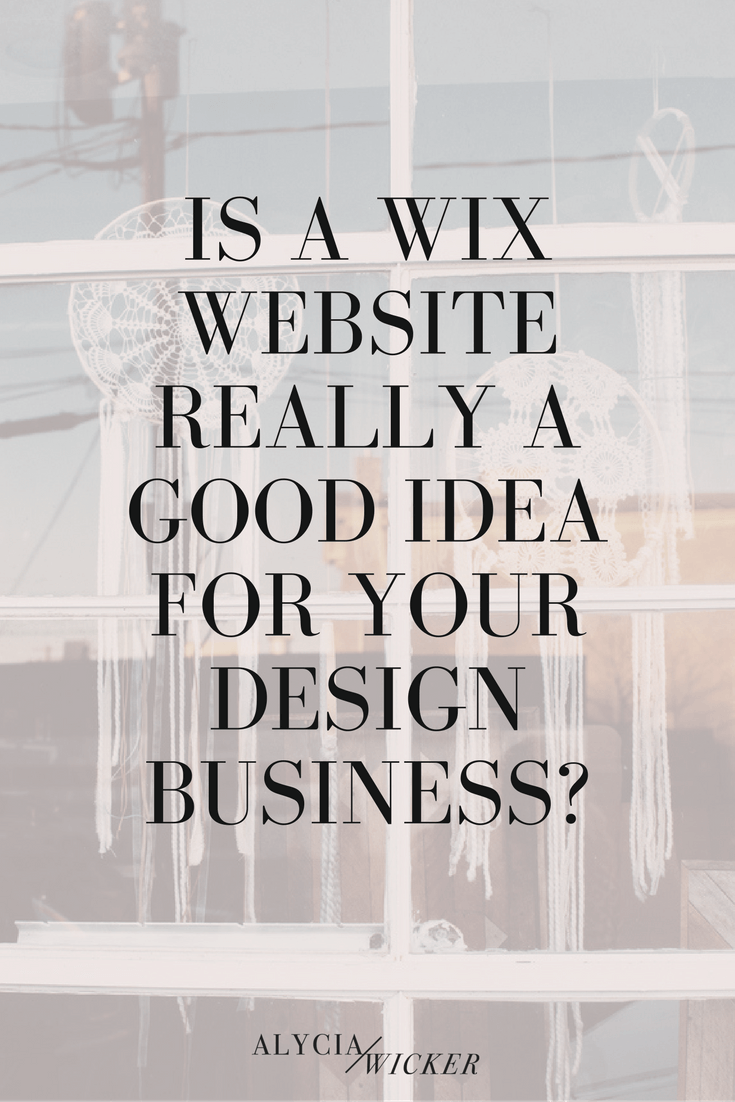 Is wix a good option for your interior design website for Good interior design websites