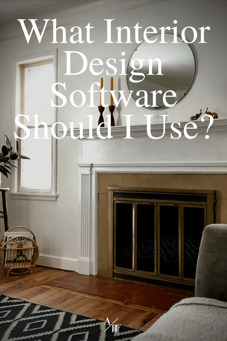 What interior design software should i use png