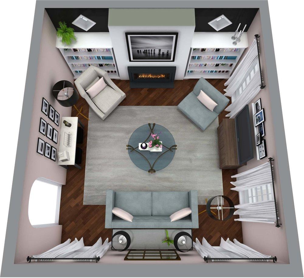 Room Sketcher Rendering