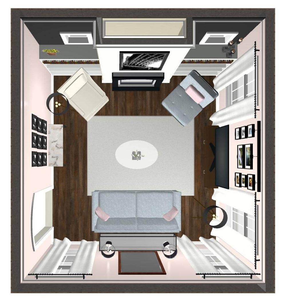 Home Designer Architectural Rendering