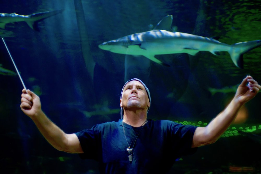 Douglas Morton. ©Loveland Living Planet Aquarium. Photo by Mika Miller