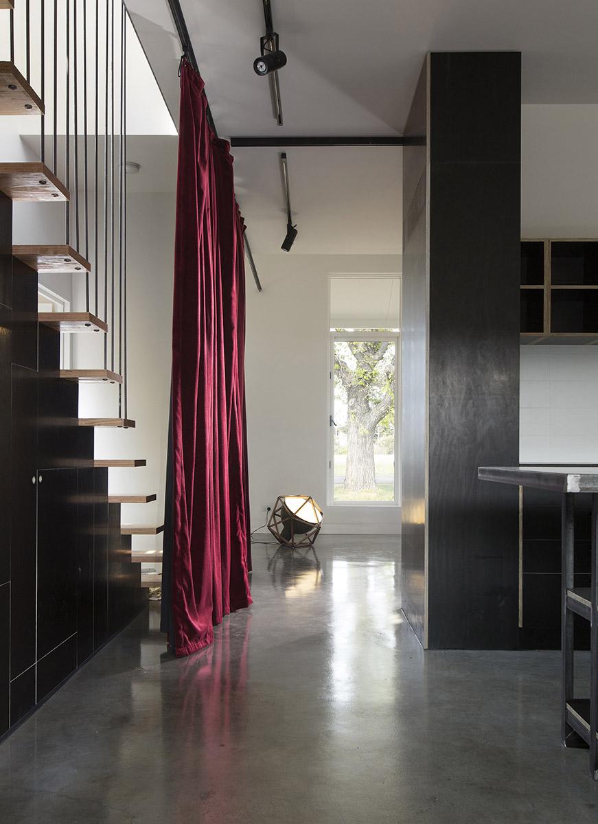 Model house breathe architecture