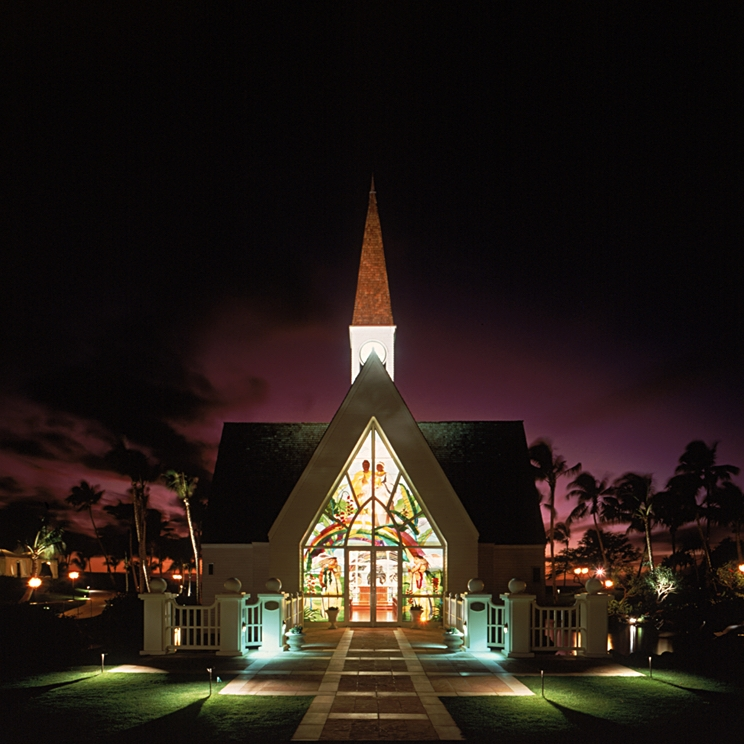 GRAND HYATT WAILEA CHAPEL