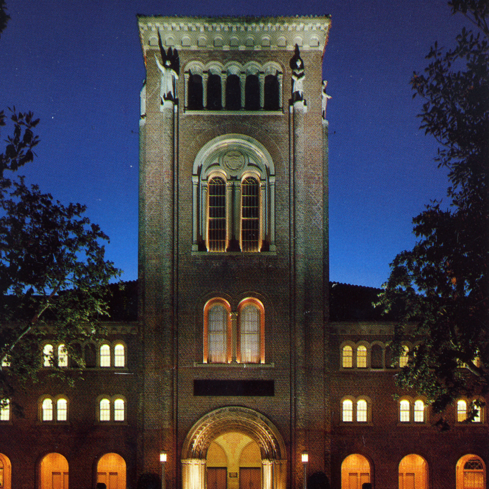USC BOVARD HALL