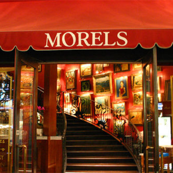 MOREL'S FRENCH STEAKHOUSE & BISTRO