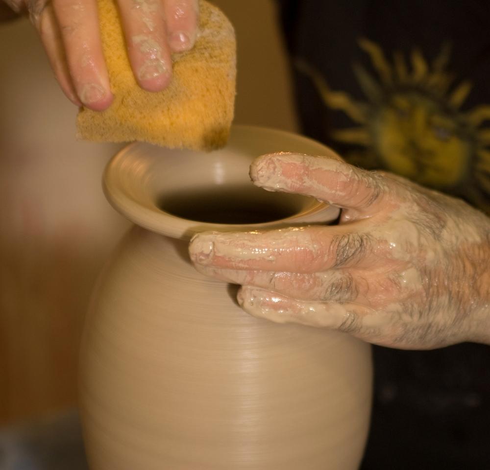 Throwing Vase at Canyon Creek Pottery #2.jpg