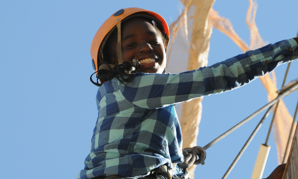 Summer Camp - Happy Trails Camp is a week long overnight camp program for children (ages 7-15) in the California foster care system.