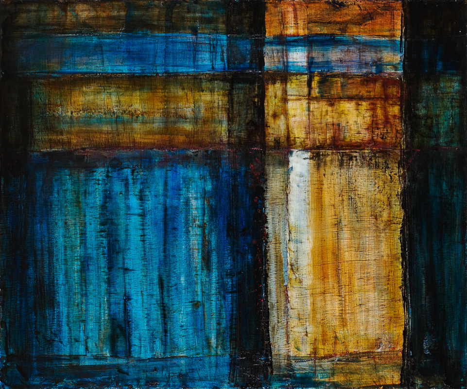 Composition 197  (vendu/sold)