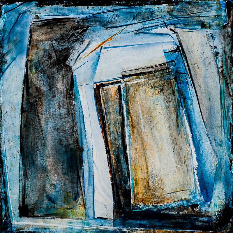 Composition 258  (vendu/sold)