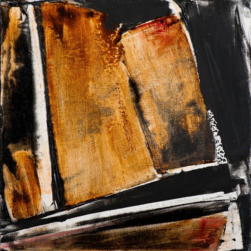 """Études pour """"En trois actes""""  (vendu/sold)"""