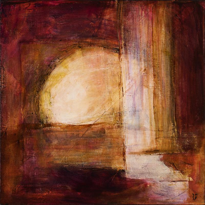 Pleine lune (vendu/sold)