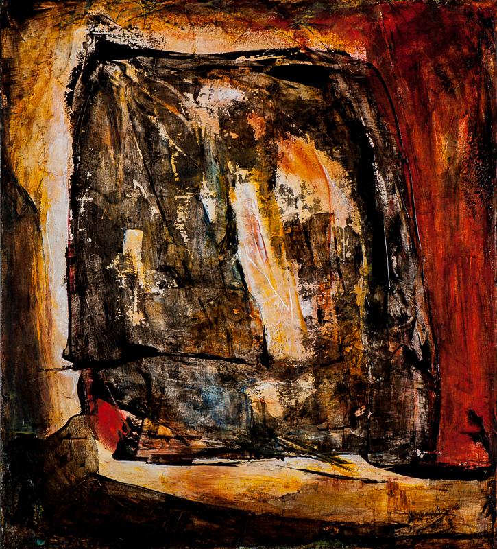 Composition 257 (vendu/sold)
