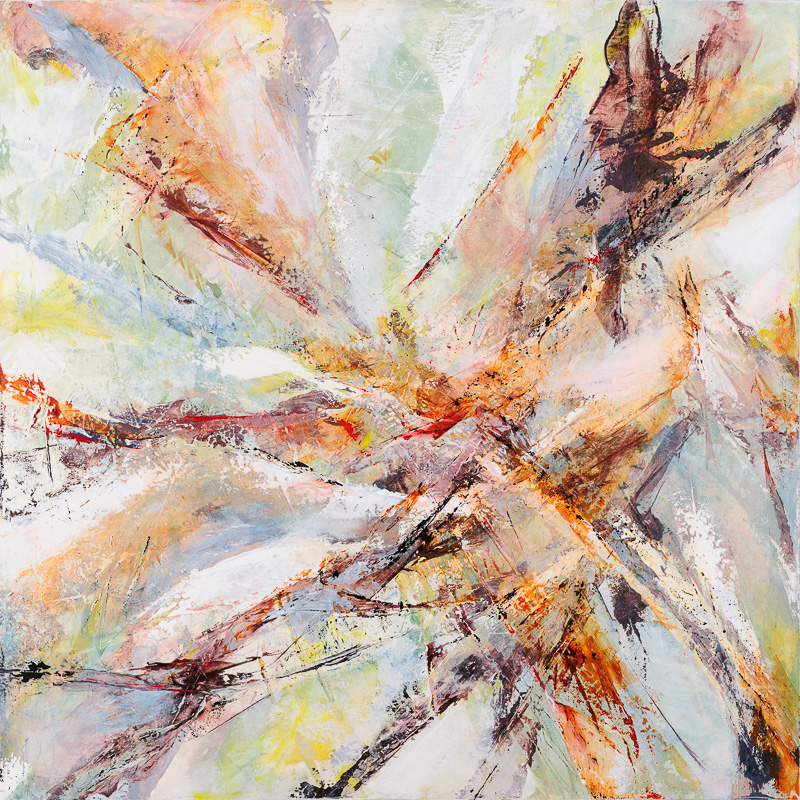 Méandres | Composition 370 (vendu)