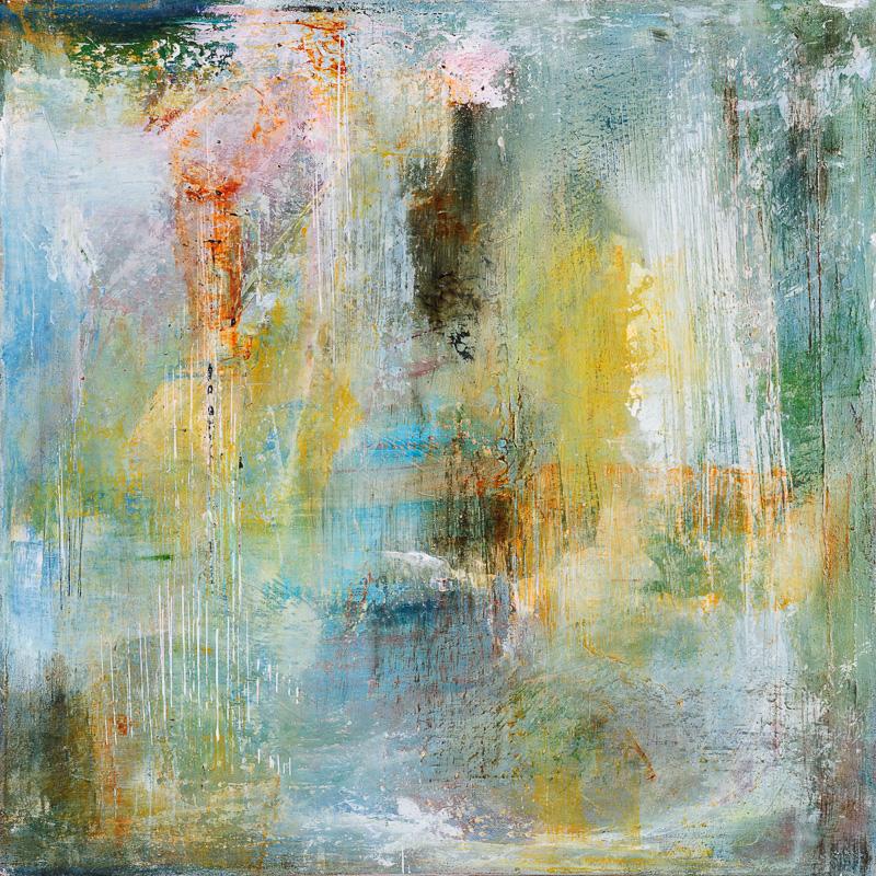 Méandres | Composition 367 (vendu)