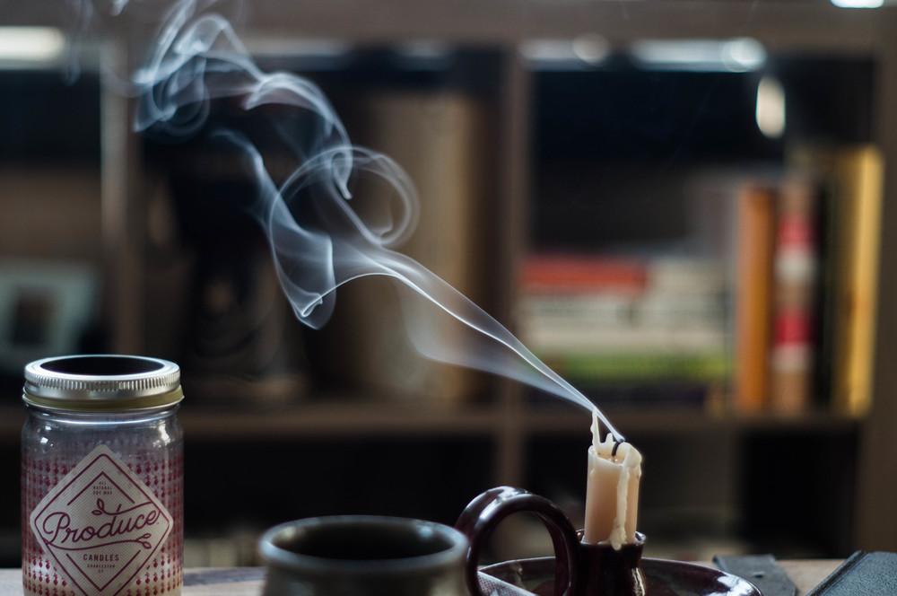candlesmoking
